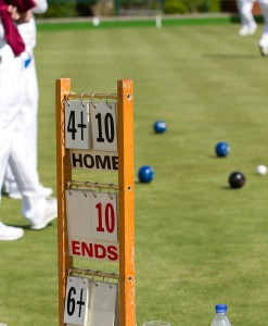 Bowling Croquet Lawn Seed