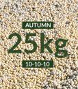 Granular Autumn Fertilizer 10-10-10