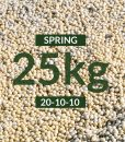 Spring fertilizer 20-10-10